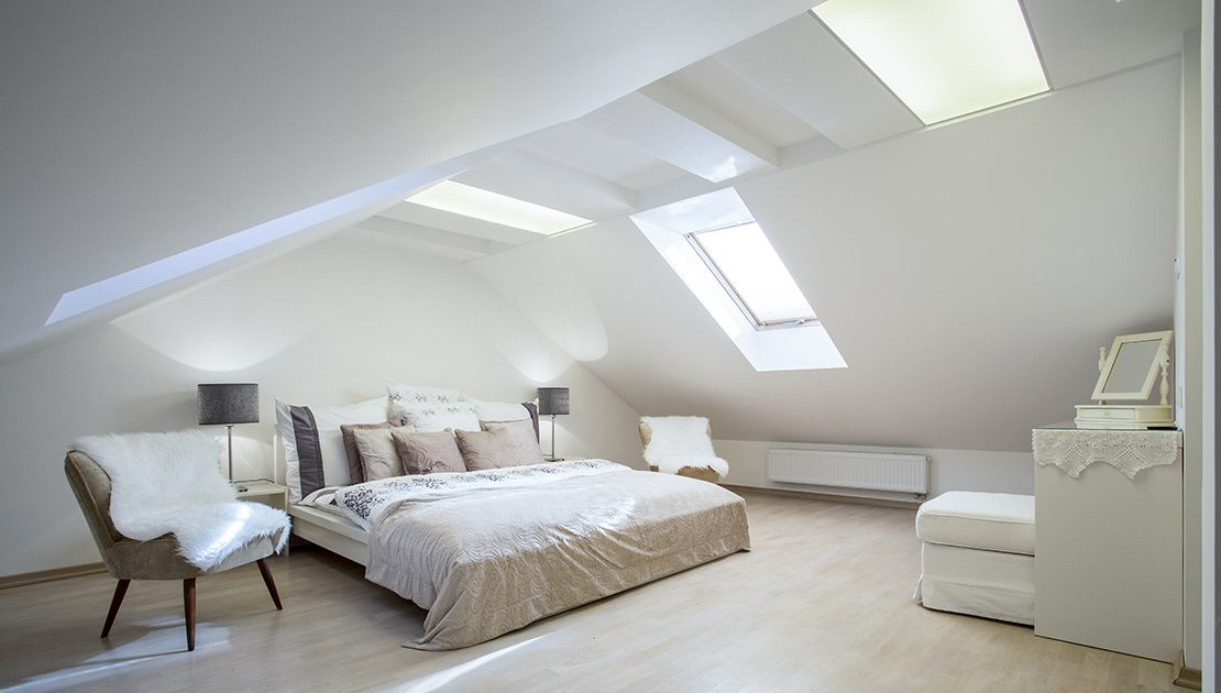 Loft conversion bedroom - how much does a loft conversion cost