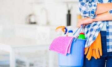 Cleaning South London