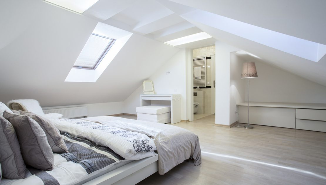 Will a loft conversion add value blog image of loft bedroom