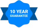 ten year guarantee
