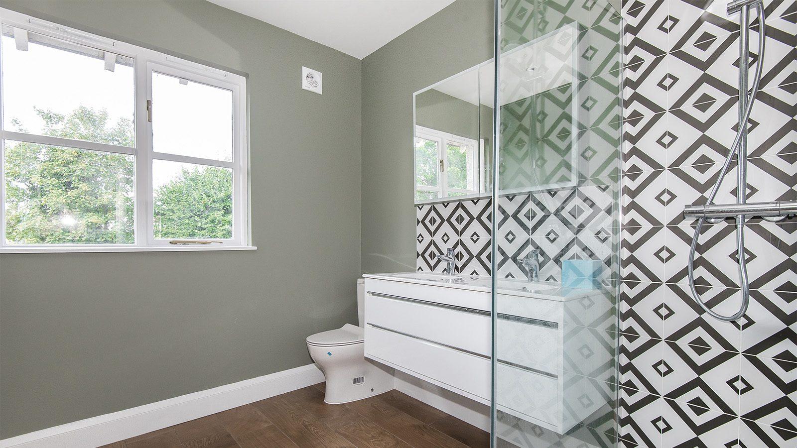 loft conversion bathroom ideas