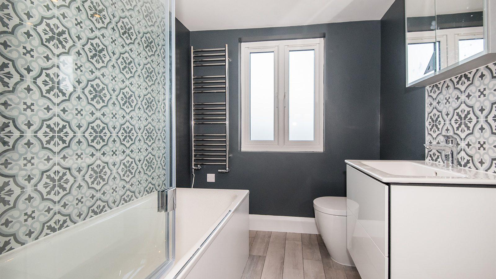 small loft conversion bathroom ideas
