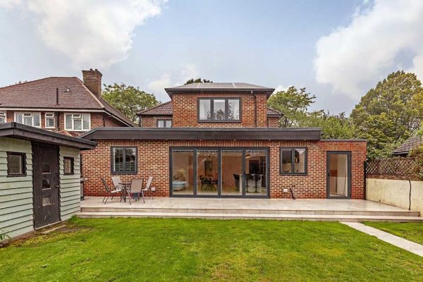 Double Storey Rear Extension Banstead